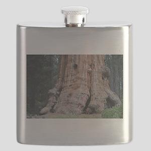 Giant Sequoia Flask