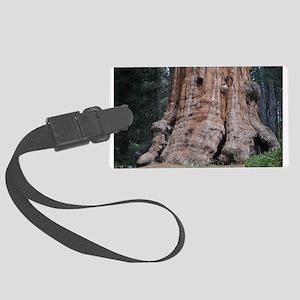 Giant Sequoia Luggage Tag