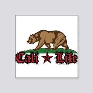 cali life 3a Sticker