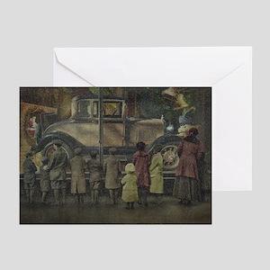 Rat Rod Studios Christmas Cards 32 (Pk of 10)