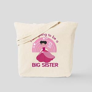Big Sister - Princess Tote Bag