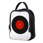 Bring Vinyl Back | Neoprene Lunch Bag