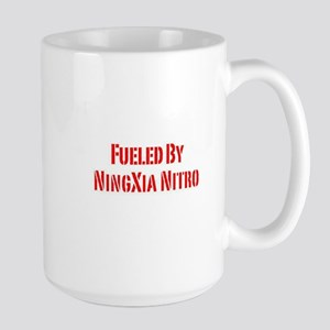Fueled by NingXia Nitro Mug