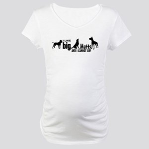 BigMuttsWht Maternity T-Shirt