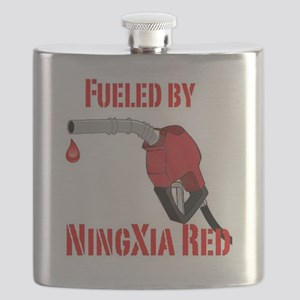 Fueled by Ningxia Red Flask