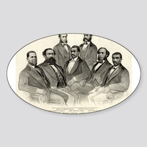 The first colored senator and representatives - 1