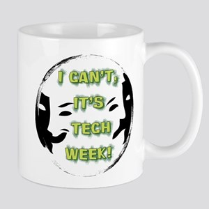 I cant, its tech week! Mug