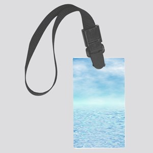 Sea of Serenity Large Luggage Tag
