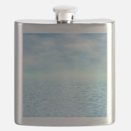 Sea of Serenity Flask