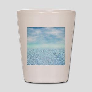 Sea of Serenity Shot Glass