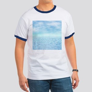 Sea of Serenity Ringer T