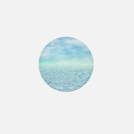Sea of Serenity Mini Button