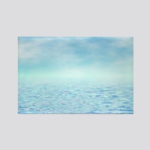 Sea of Serenity Rectangle Magnet