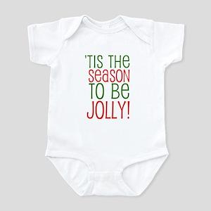 Season to be Jolly Infant Bodysuit