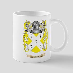 Backhouse Coat of Arms Mug