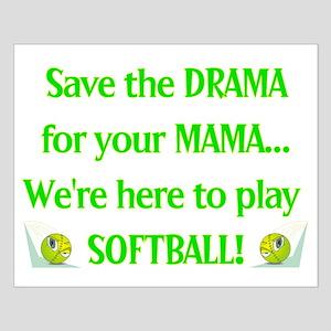 Mama Drama Small Poster