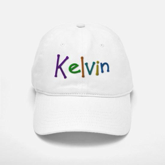 Kelvin Play Clay Baseball Baseball Baseball Cap