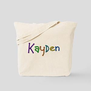 Kayden Play Clay Tote Bag