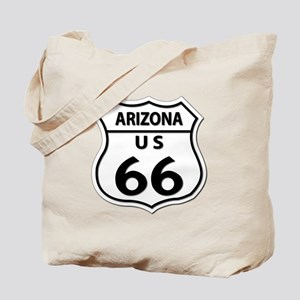 U.S. ROUTE 66 - AZ Tote Bag