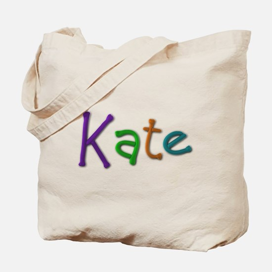 Kate Play Clay Tote Bag
