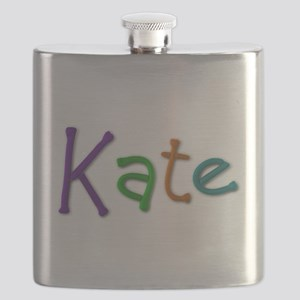 Kate Play Clay Flask