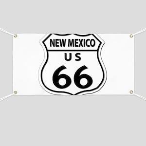 U.S. ROUTE 66 - NM Banner