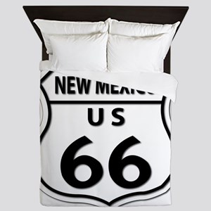 U.S. ROUTE 66 - NM Queen Duvet