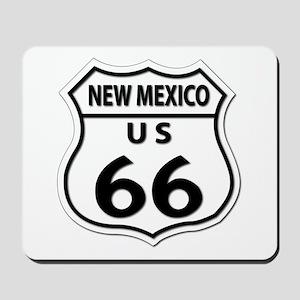 U.S. ROUTE 66 - NM Mousepad