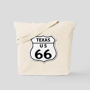 U.S. ROUTE 66 - TX Tote Bag