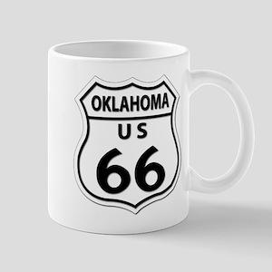 U.S. ROUTE 66 - OK Mug
