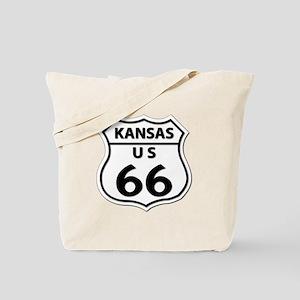 U.S. ROUTE 66 - KS Tote Bag