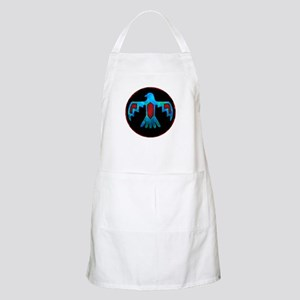 Red and Blue Thunderbird Apron