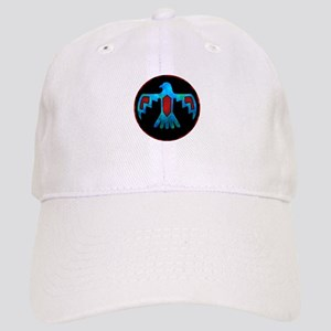 Red and Blue Thunderbird Cap