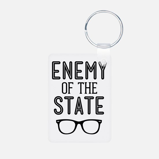 Enemy of the State Keychains