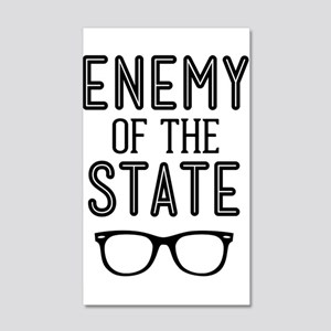 Enemy of the State Wall Decal