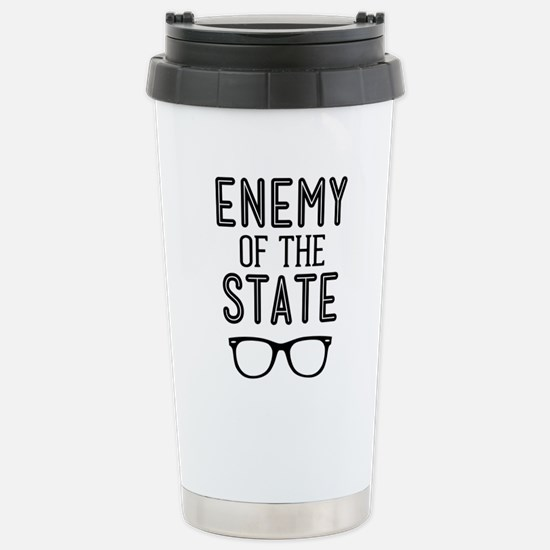 Enemy of the State Travel Mug