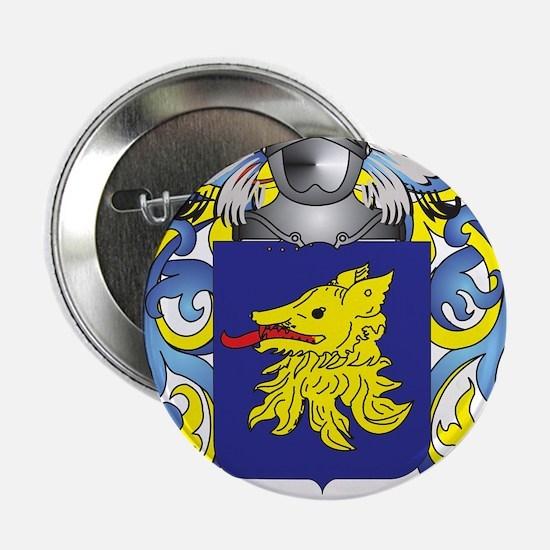 "Bain Coat of Arms 2.25"" Button"