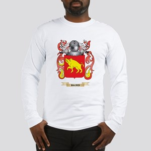 Baird Coat of Arms Long Sleeve T-Shirt