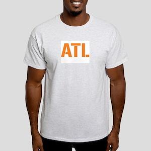 AIRCODE ATL Ash Grey T-Shirt