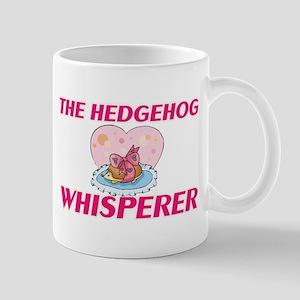 The Hedgehog Whisperer Mugs