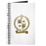 RINGUETTE Family Crest Journal