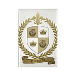 RINGUETTE Family Crest Rectangle Magnet (10 pack)