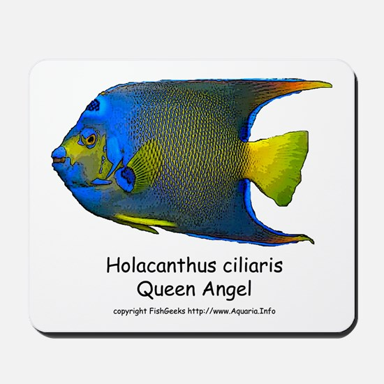 Queen Angel Mousepad