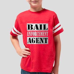 DARK BEA1 10x10_apparel Youth Football Shirt