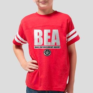 DARK BEA2 10x10_apparel Youth Football Shirt