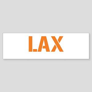 AIRCODE LAX Bumper Sticker