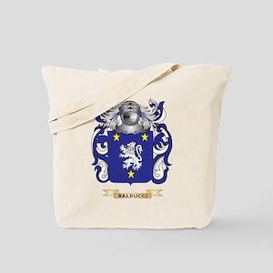 Balducci Coat of Arms Tote Bag