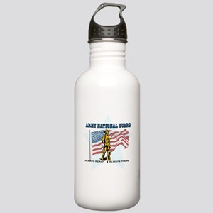 Army National Guard Stainless Water Bottle 1.0L