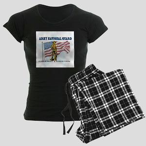 Army National Guard Women's Dark Pajamas