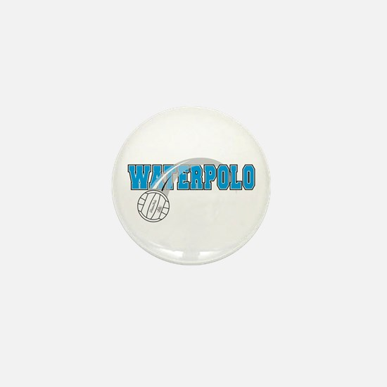 WATER POLO! Mini Button (10 pack)